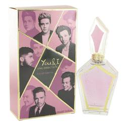 You & I Perfume by One Direction, 100 ml Eau De Parfum Spray for Women from FragranceX.com