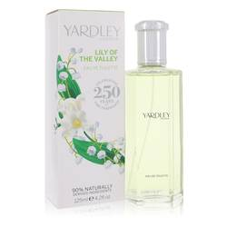 Lily Of The Valley Yardley Perfume by Yardley London 4.2 oz Eau De Toilette Spray