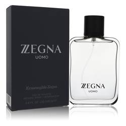 Zegna Uomo Cologne by Ermenegildo Zegna, 3.4 oz Eau De Toilette Spray for Men