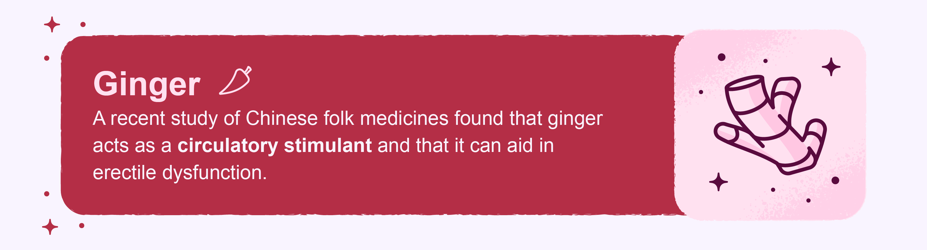 ginger scent fact