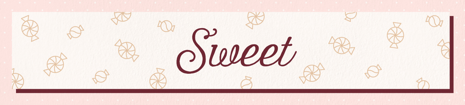sweet wedding scents header image