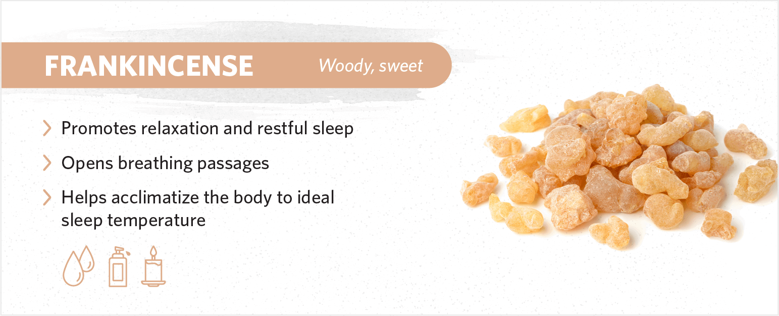 frankincense sleep benefits