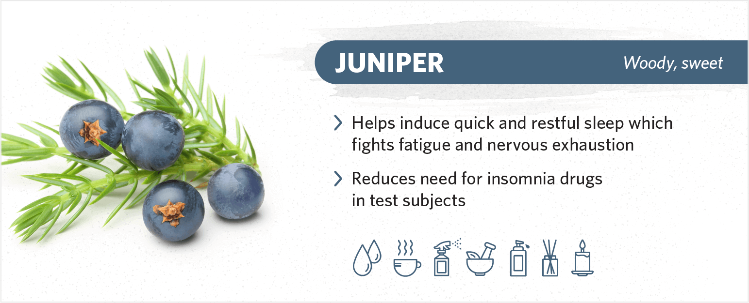 juniper sleep benefits