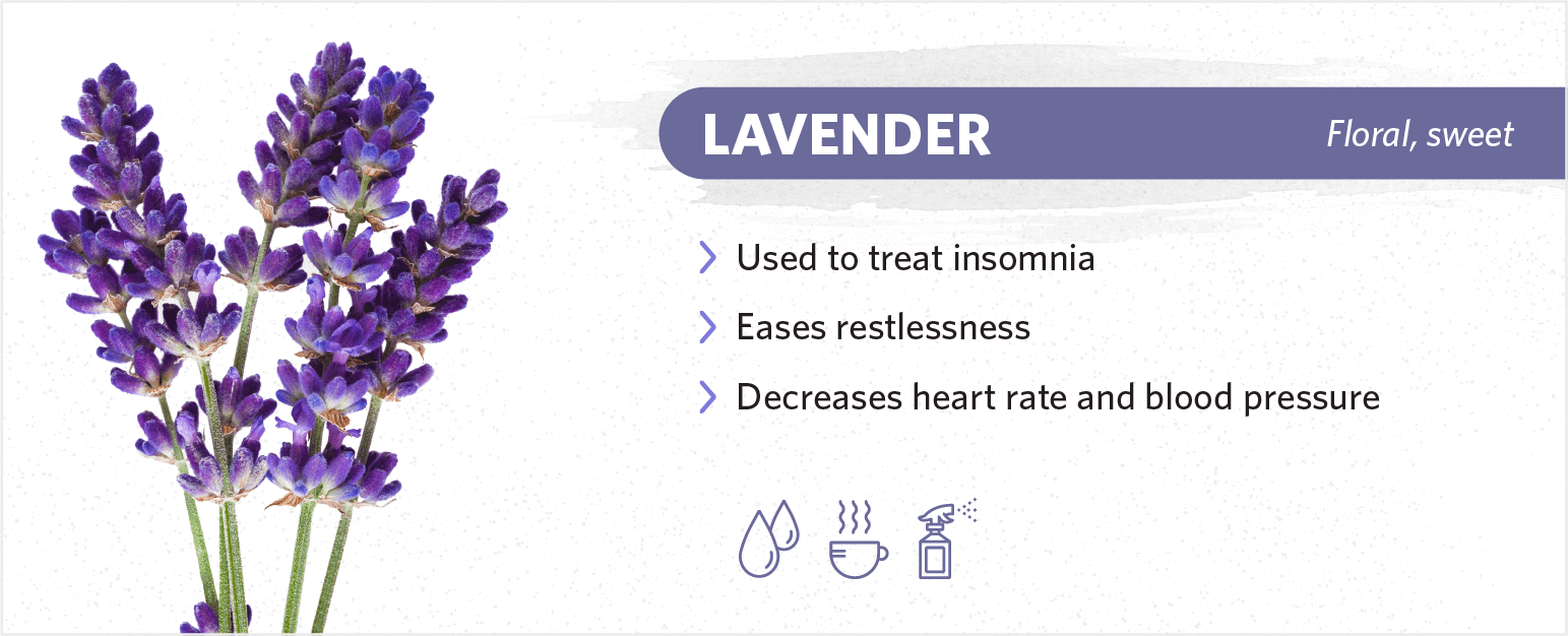 lavender sleep benefits