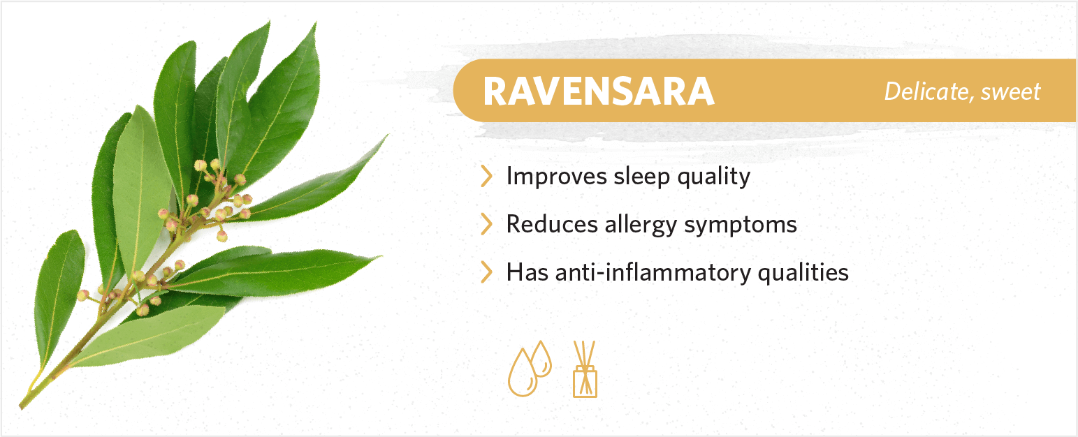 ravensara sleep benefits