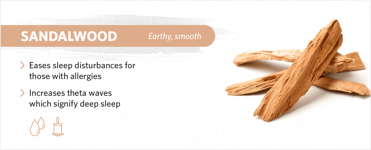 sandalwood sleep benefits
