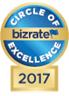 Bizrate 2017 Circle of Excellence