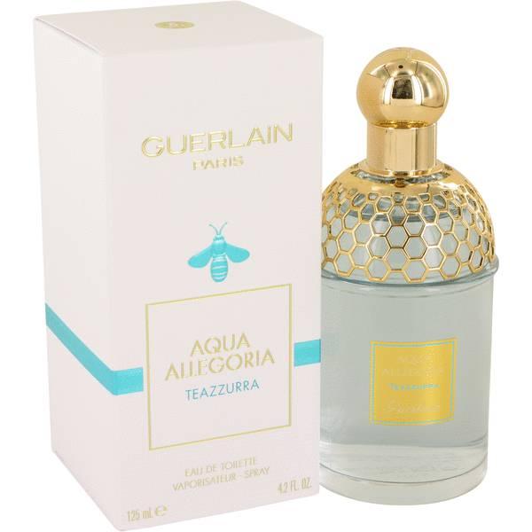 Aqua Allegoria Teazzurra Perfume by Guerlain