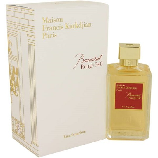Baccarat Rouge 540 Perfume by Maison Francis Kurkdjian