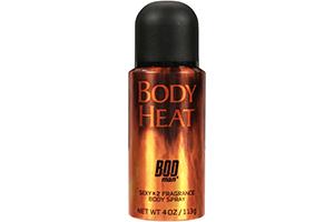Bod man body heat sexy x2 by Parfums De Coeur Bottle