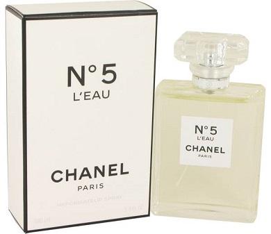 Chanel No. 5 L'eau Perfume