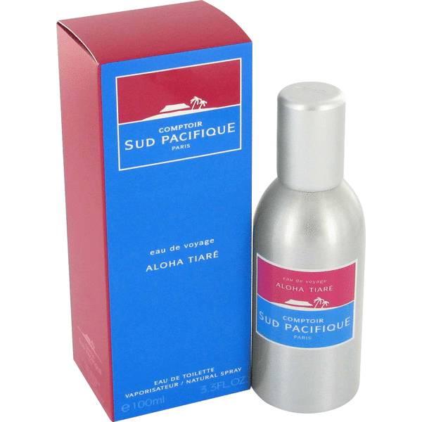 Comptoir Sud Pacifique Aloha Tiare Perfume for Wome