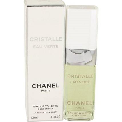 Cristalle Eau Verte Perfume by Chanel