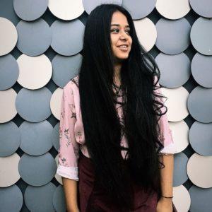 Fragrance writer Aarrna Gupta