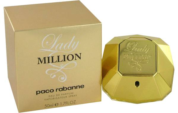 Lady Million Perfume by Paco Rabanne