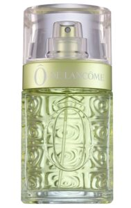 O de Lancome is a great perfume for international Fragrance Day