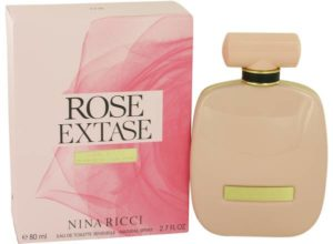 Rose Extase Perfume by Nina Ricci