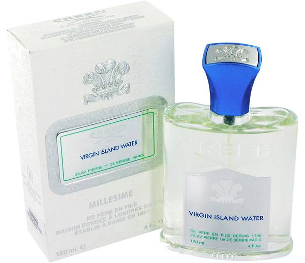 Virgin Island Water Cologne by Creed