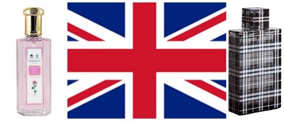 best British fragrances