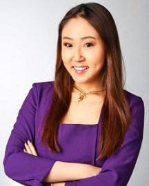 Fragrance writer Hana Hong