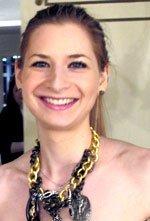Perfume writer Sharon Feiereisen