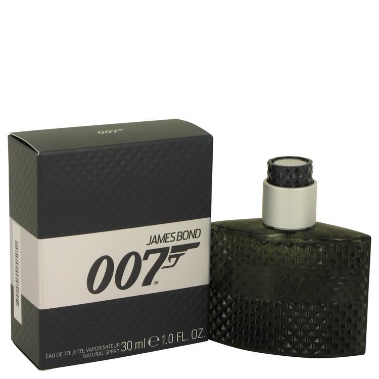 007 Eau De Toilette Spray By James Bond 1.0oz