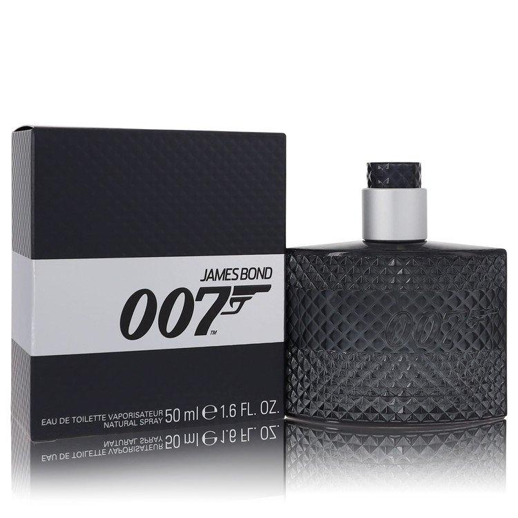 007 by James Bond for Men Eau De Toilette Spray 1.6 oz