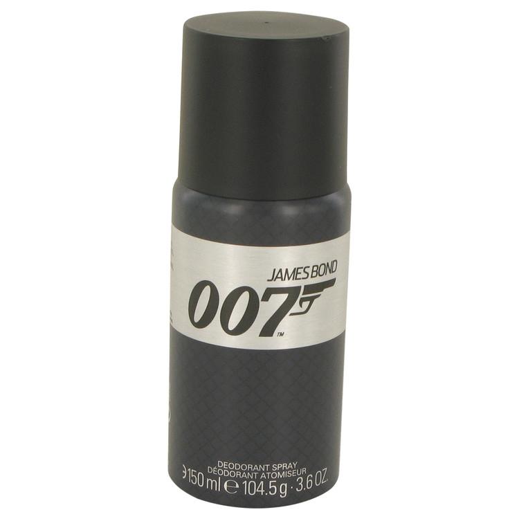 007 by James Bond for Men Deodorant Spray 5 oz