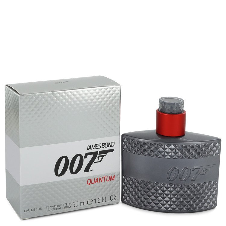 007 Quantum Eau De Toilette Spray By James Bond 1.6oz