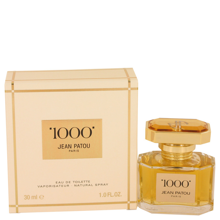 1000 Eau De Toilette Spray By Jean Patou 1.0oz