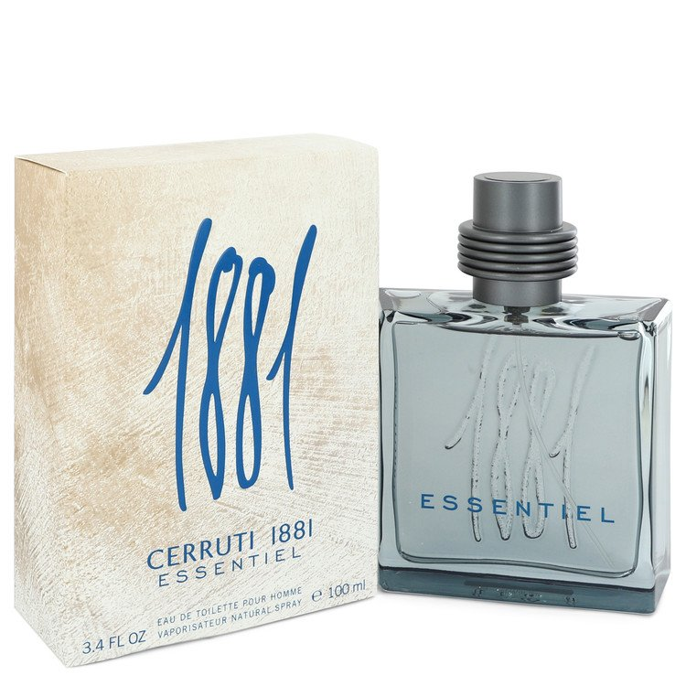 1881 Essentiel Eau De Toilette Spray By Nino Cerruti 3.3oz