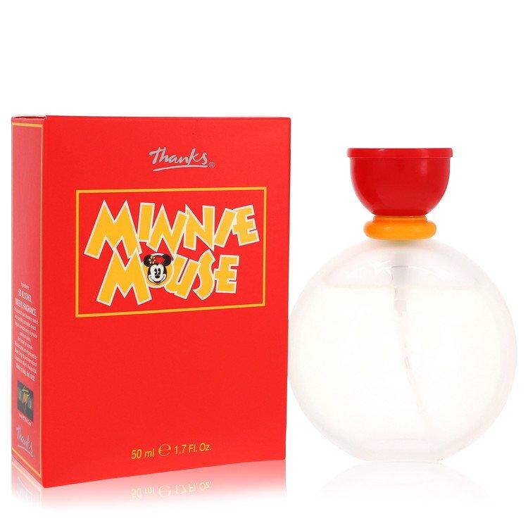 Minnie Mouse Eau De Toilette Spray By Disney 50ml
