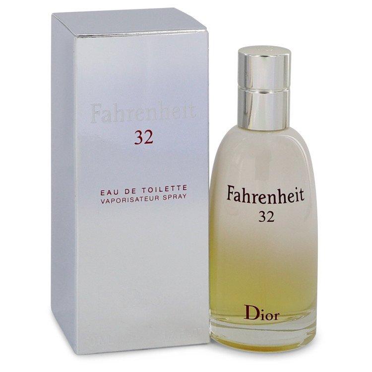 Fahrenheit 32 by Christian Dior for Men Eau De Toilette Spray 1.7 oz