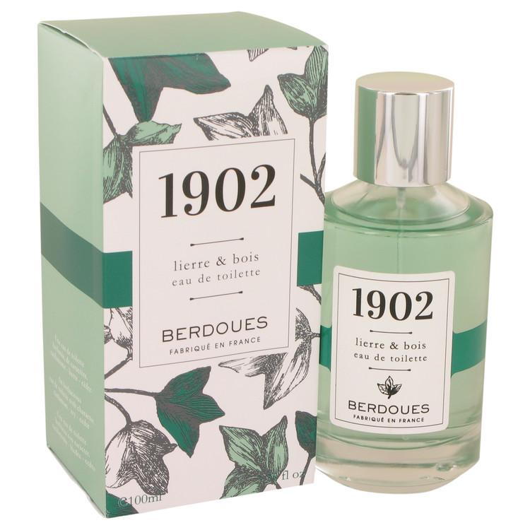 1902 Lierre and Bois Eau De Toilette Spray By Berdoues 100ml