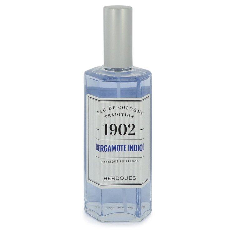 1902 Bergamote Indigo Eau De Cologne Spray By Berdoues 125ml