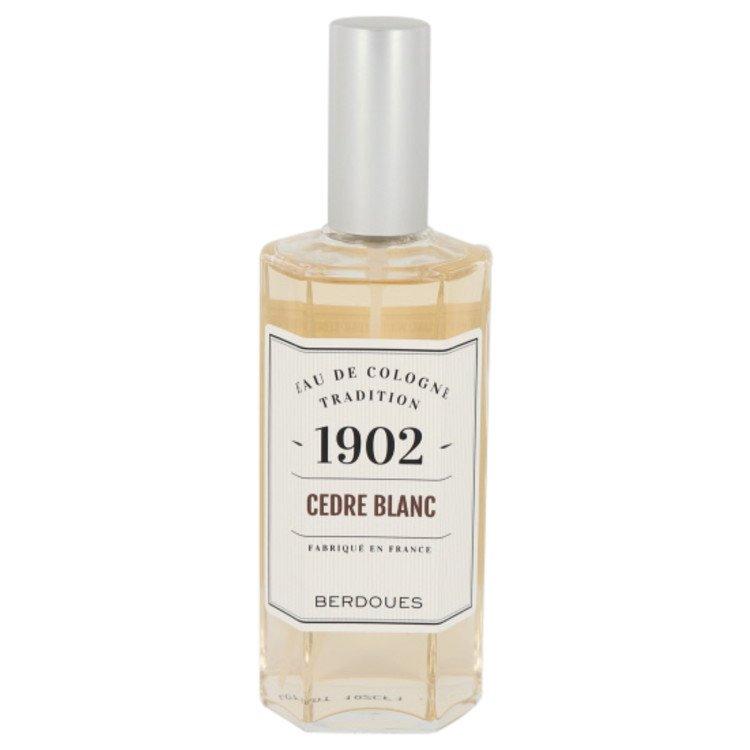 1902 Cedre Blanc Eau De Cologne Spray (Tester) By Berdoues 125ml