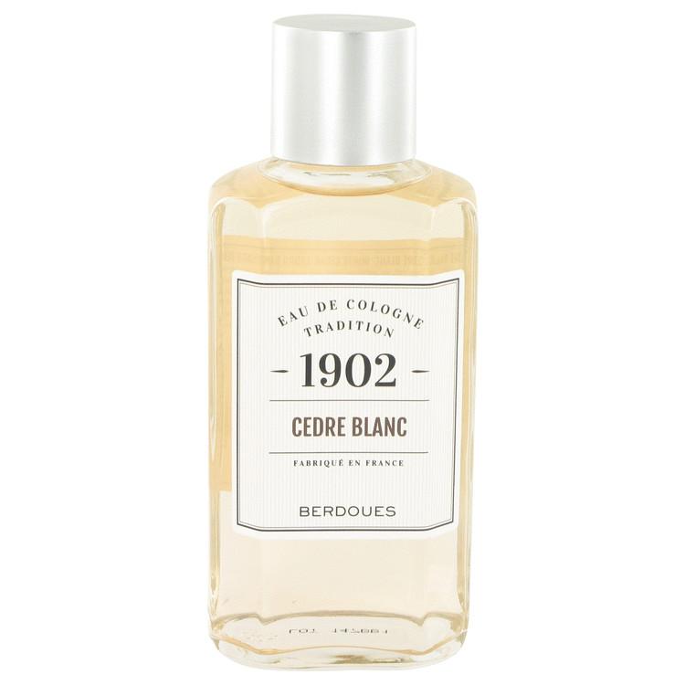 1902 Cedre Blanc Eau De Cologne By Berdoues 8.3oz