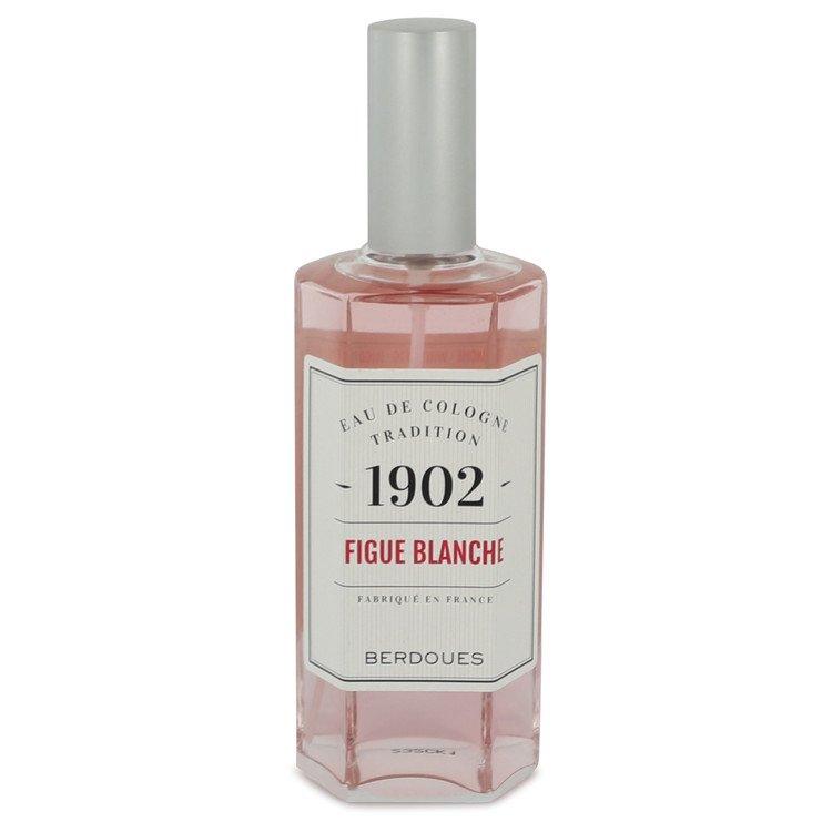 1902 Figue Blanche Eau De Cologne Spray (Unisex Tester) By Berdoues 125ml