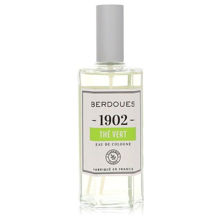 1902 Green Tea Eau De Cologne (Unisex unboxed) By Berdoues 4.2oz