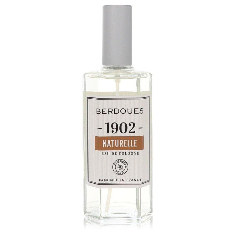 1902 Natural Eau De Cologne Spray (Unisex Tester) By Berdoues 125ml