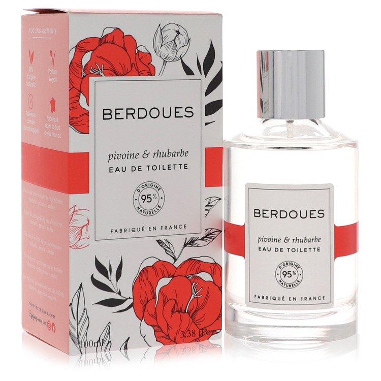 1902 Pivoine and Rhubarbe Eau De Toilette Spray By Berdoues 100ml