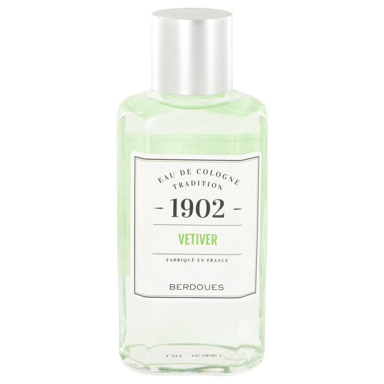 1902 Vetiver Eau De Cologne (Unisex) By Berdoues 245ml