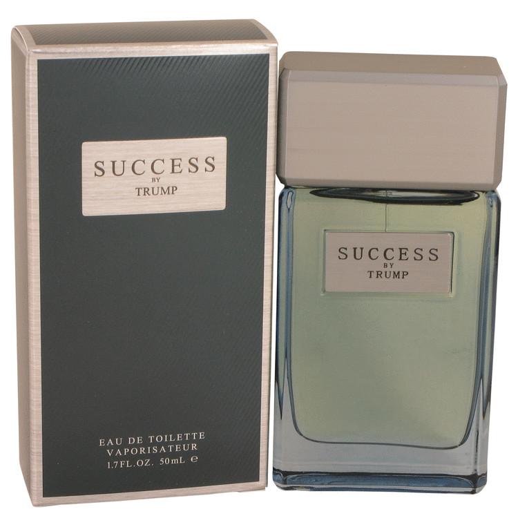 Success by Donald Trump for Men Eau De Toilette Spray 1.7 oz
