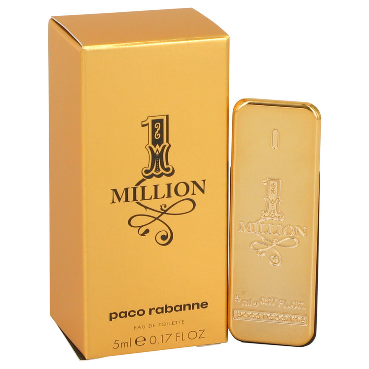 1 Million Mini EDT By Paco Rabanne 5ml