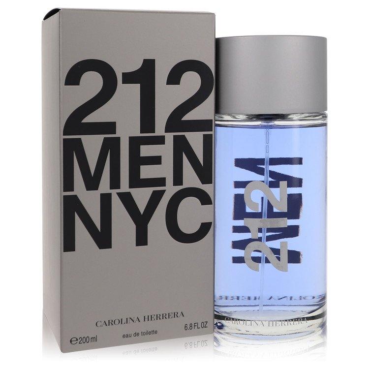 212 Eau De Toilette Spray By Carolina Herrera 6.8oz