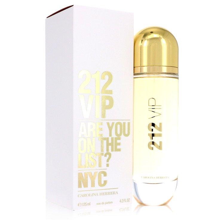 212 Vip Eau De Parfum Spray By Carolina Herrera 4.2oz