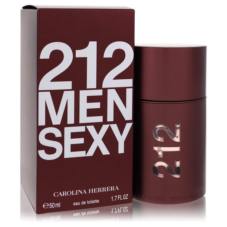212 Sexy Eau De Toilette Spray By Carolina Herrera 1.7oz