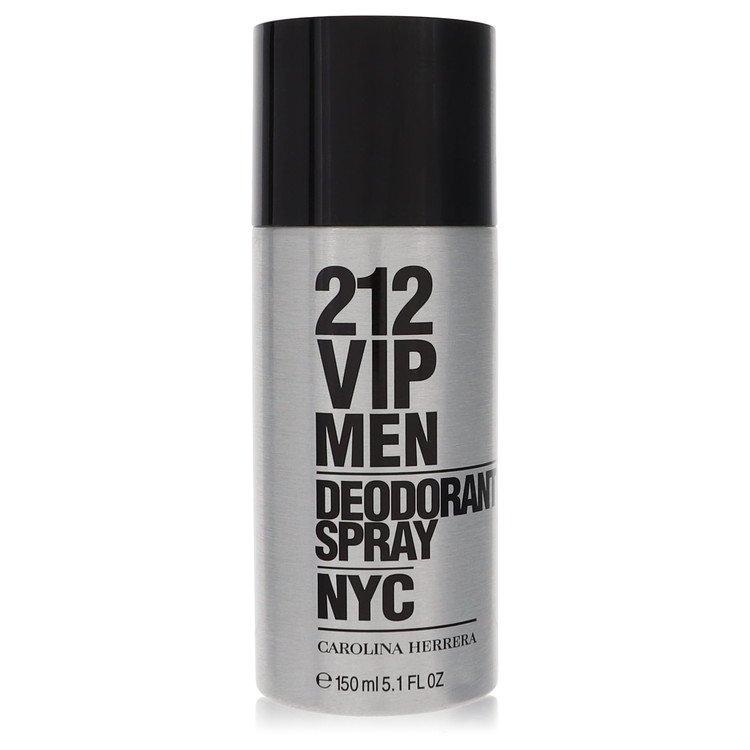 212 Vip Deodorant Spray By Carolina Herrera 5.0oz