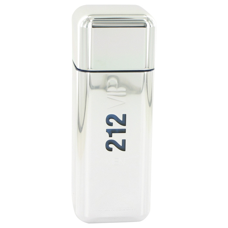 212 Vip Eau De Toilette Spray (Tester) By Carolina Herrera 3.4oz