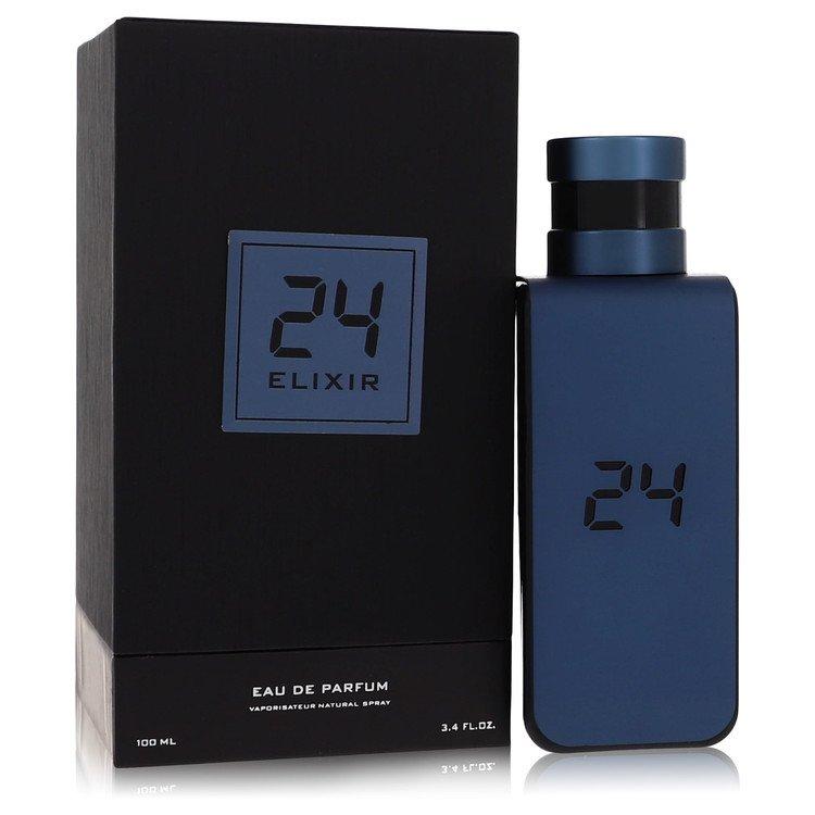 24 Elixir Azur Eau De Parfum Spray (Unisex) By ScentStory 3.4oz